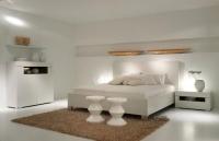 меблирование заказной мебелью для спальни